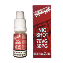 Rebelliq Shot Nicotina 20mg 10ml