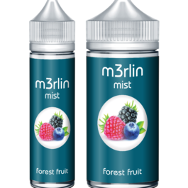 Lichid Tigara Electronica M3rlin Mist Forest Fruits