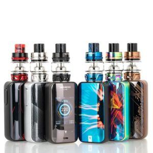 Kit Tigara Electronica Vaporesso Luxe S 220W SKRR Sub-Ohm