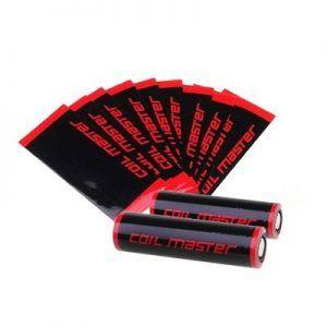 Wrap Acumulator Tigara Electronica Coil Master 18650