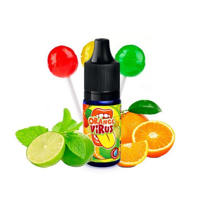 Aroma Concentrata Tigara Electronica Big Mouth Orange Virus