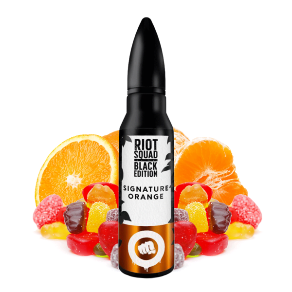 Lichid Tigara Electronica Riot Squad Signature Orange 50 ml