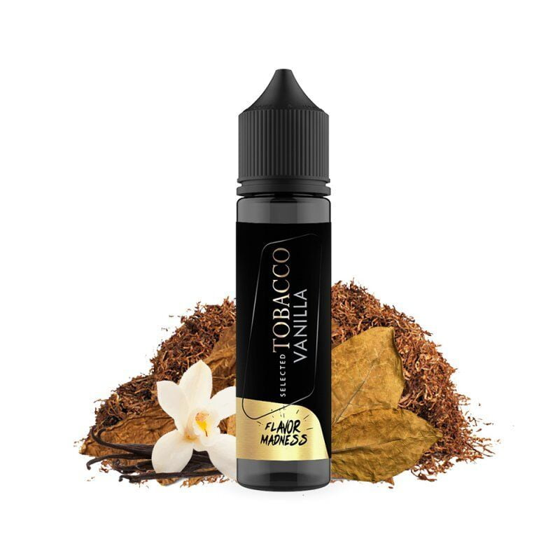 Lichid Flavor Madness Selected Tobacco Vanila 30ML
