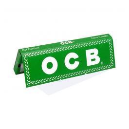 Foite pentru rulat tigari OCB Green