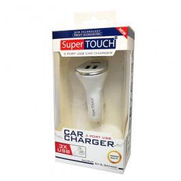 Incarcator Auto Super Touch 3xUSB