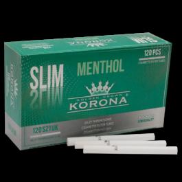 Tuburi Korona Slim 120 Menthol