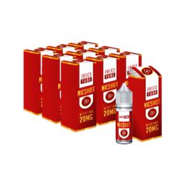 PROMOTIE-PACHET 10 Shot Nicotina JuiceTube 20mg 10ml