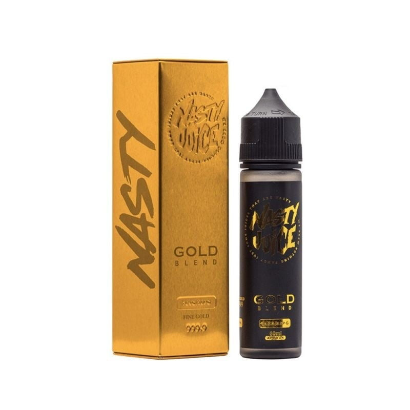 Lichid Nasty Juice Tobacco Gold