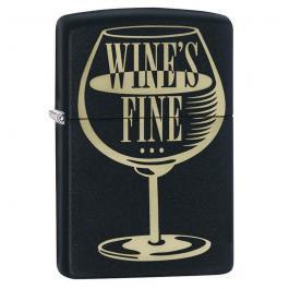 Bricheta Zippo Wine's Fine