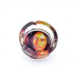 Scrumiera Round Glass Toro